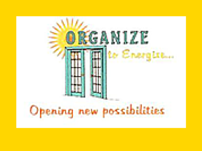 organize to energize 2 graphic